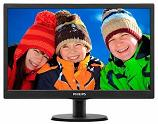 Monitor LCD 18,5in, 193V5LSB2/10, 1366x768, 5 ms, 700:1, 200cd/mp, VGA