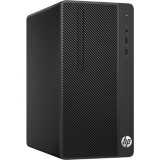Desktop HP 290 G1 Minitower, i3-7100, 8GB DDR4, 256 GB SSD, DVD, LAN, Win 10 Pro