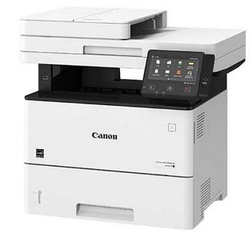 Multifunctional laser mono Canon IR1643IF, A4, mono, 43 ppm, duplex, scanner color cu DADF, 512 MB, fax, USB 2.0, retea