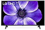 Televizor LED LG 43UN70003LA, 109 cm, Smart, 4K UHD, Wi-Fi, Negru