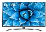 Televizor LED LG 43UN74003LB, 109 cm, Smart, 4K UHD, Wi-Fi, Negru