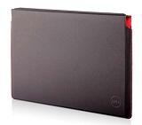 Dell Premier Sleeve 460-BBVF, max. 15.6, inchidere magnetica, negru cu rosu