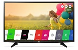 Televizor LED LG 49LH570V, 123 cm, Full HD, Smart TV