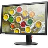 Monitor ThinkVision T2254p Wide, 22inch, 16:10, 1680x1050, 250cd/m2, 1000:1, 5ms, 1xVGA, 1x DVI