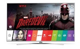 Televizor Smart LED LG 60UH7707, 152 cm, Super UHD, Smart TV