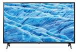 Televizor Smart LED LG 60UM7100PLB, 152 cm, 4K, Smart TV, ThinQ AI, BT, QC, Wi-Fi, negru