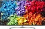 Televizor Smart LED LG 190cm 75SK8100PLA, 4K, UHD NanoCell, Procesor AI Alpha 7, Active HDR, Dolby Atmos