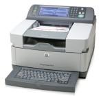 HP 9250C Digital Sender, CB472A, 600dpi, 256MB RAM, 40GB HDD, touch-screen control panel, 50 sheet ADF, port USB