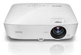 Videoproiector BENQ MS527, 9H.JFA77.13E, DLP, SVGA, 3300 lm, 13.000:1, HDMI, boxe, telecomanda