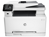 Multifunctionala HP LaserJet Pro MFP M277n, Color, Format A4, 18ppm, Retea