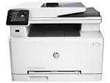 Multifunctionala HP LaserJet Pro MFP M277n, Color, Format A4, 18ppm, Retea