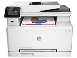 Multifunctionala HP LaserJet Pro MFP M277dw, color, Format A4, Retea, Wi-Fi, Duplex