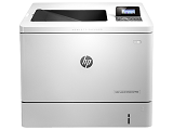 Imprimanta laser color HP LaserJet Enterprise M552dn, A4, 33 ppm, Duplex, Retea