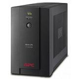 APC BACK-UPS BX1400U-GR, 1400VA / 700W, 230V, AVR, Schuko Sockets