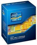 Intel Core i7 SandyBridge Quad Core i7-3820, 3600 GHz, 10MB, LGA2011 BOX, BX80619I73820