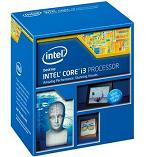 Intel Core i3 Haswell Dual Core i3-4130, 3.40GHz, s.1150, 3MB, 22nm, BOX
