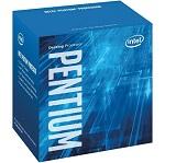 Intel Pentium Dual Core G4600, Skylake, 3.6GHz, 3MB, socket 1155, box, 65w, BX80677G4600