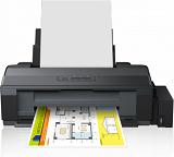 Imprimanta inkjet color CISS Epson L1300, dimensiune A3+, 15ppm alb-negru, 5,5ppm color