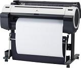 Plotter Canon imagePROGRAF iPF770, format A0 + Stand ST-34