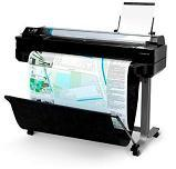 Plotter HP Designjet T520 ePrinter de 914 mm, CQ893A, format A0