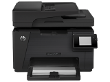 Multifunctionala laser color HP M177FW, A4, 16/4 ppm, 600x600dpi, 128MB, USB 2.0, Ethernet, Fax, Wireless