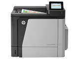 Imprimanta laser color HP M651DN, A4, 42ppm, duplex, 1.5GB, 1200x1200dpi, USB 2.0, 2 x USB host, retea