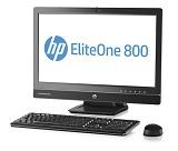 All-in-One HP EliteOne G1, 23inch, i7-4790S, Radeon HD 7650A, RAM 16GB DDR3, HDD 1TB 7200RPM+HDD 1TB 7200RPM, DVD-RW, WLAN, Win 7 Pro 64 + Win 8 Pro 64