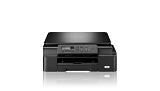 Multifunctionala BROTHER DCPJ105, 11/6 ipm, 6000x1200 dpi, 64MB, USB 2.0, Wi-Fi