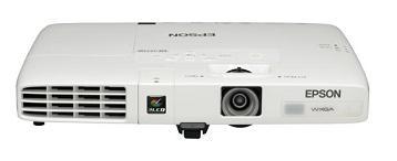 Videoproiector Epson EB-1771W, 3LCD WXGA, 3000 lm, contrast 2000:1, HDMI