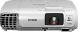 Proiector Epson EB-X27 3LCD, XGA 1024x768, 2700 lumeni, 10.000:1, lampa 5000 ore, difuzor 5W, telecomanda, geanta inclusa, alb