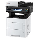 Multifunctional laser mono Kyocera ECOSYS M3860idn, 60 ppm, A4, 4in1, ADF, LAN