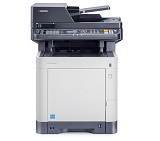 Multifunctional laser color Kyocera ECOSYS M6530cdn, 30 ppm, A4, Print, Copy, Scan, Fax, Duplex