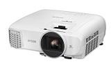 Videoproiector Epson EH-TW5600, 3LCD, Full HD, 2.500 lm, 35.000:1, MHL, alb