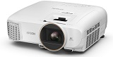 Videoproiector Epson EH-TW5650, 3LCD, Full HD, 2.500 lm, 60.000:1, MH, WLAN, alb