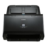 Scanner birou Canon DIMS DR-C240, sheetfed, A4, scanare duplex, 600 dpi, 45 ppm/90 ipm mono, 20 ppm/40 ipm color, ADF, USB2.0 High-speed