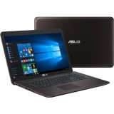 Laptop Asus F756UX inch 17.3 LED FHD AG, Intel Core i5-6200U 2.3GHz 3MB, 4GB, 2TB + 16GB SSD, GTX950M 4GB