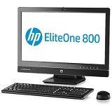 All-in-One HP EliteOne 800 G1, 23inch,  i5-4570S,  4GB DDR3, HDD 500GB 7200rpm, Win 8.1 + Win 7