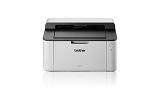 Imprimanta laser mono BROTHER HL-1110E, 20 ppm, 600x600 dpi (2400x600 dpi cu Control rezolutie), memorie 1 MB