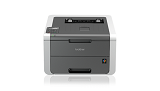 Imprimanta laser color BROTHER HL-3140CW, A4, 18 ppm mono/color, 2400 x 600 dpi, 64 MB RAM, GDI, USB 2.0, wireless