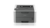 Imprimanta laser color BROTHER HL-3140CW, A4, 18 ppm mono/color, 2400 x 600 dpi, 64 MB RAM, GDI, USB 2.0, wireless