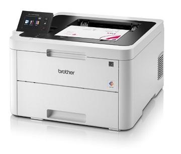 Imprimanta laser color BROTHER HL-L3270CDW, 24 ppm, 2400 x 600 dpi, 128 MB RAM, duplex, USB 2.0, Ethernet, wireless