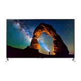 LED TV Sony BRAVIA KD65X9005CBAEP, 3D Pasiv, 65inch Edge LED Triluminos, Android TV, 4K, 16:9,  4K X-Reality PRO, Motionflow XR 800Hz, HDMI, USB, WiFi, MHL& NFC, culoare Negru