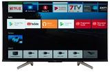 Televizor Sony KD-75XF8596, 189 cm, Smart TV, Android, Ultra HD 4K, negru