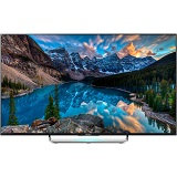 Televizor LED Sony KDL43W808CBAEP, 43inch, Full HD, Smart TV, Android, 3D, Wi-Fi, WEB Browser, black