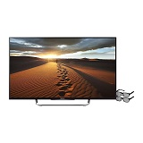 Televizor LED Sony Bravia KDL50W805B, 50inch, Full HD, Smart TV, 3D, NFC, wireless