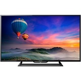 LED TV Sony BRAVIA KDL40R450CBAEP 40inch, Full HD (1920 x 1080), Clear Resolution Enhancer, Motionflow XR 100 Hz, USB, HDMI, DVB C/T, Negru