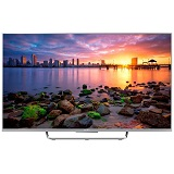 LED TV Sony BRAVIA KDL55W756CSAEP, 55inch Edge LED, FHD (1920x 1080), 16:9, X- Reality PRO, Motionflow XR 800 Hz, WiFi, USB, HDMI, Argintiu
