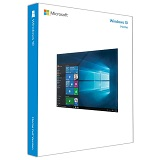 Licenta retail Microsoft Windows 10 Home 32-bit/64-bit Romanian USB, KW9-00499