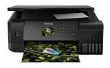 Multifunctional inkjet color foto CISS Epson L7160, A4, 13/10 ppm, 5,760 x 1,440 dpi, duplex