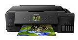 Multifunctional inkjet color foto CISS Epson L7180, A3, 13/10 ppm, 5,760 x 1,440 dpi, duplex